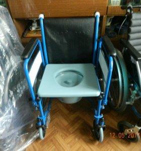 Инвалидное кресло туалет