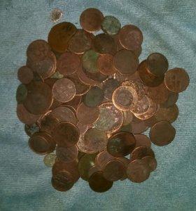 Клад царских монет