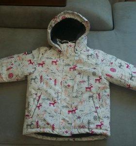 Куртка зимняя до 102см