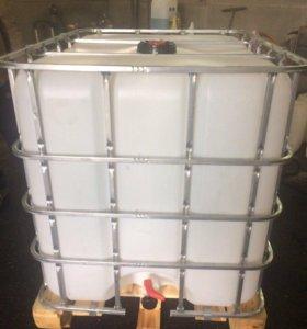 Продам кубовые бочки (1000л)