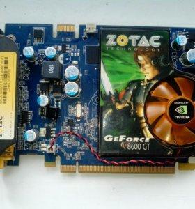 Zotac Nvidia 8600 gt