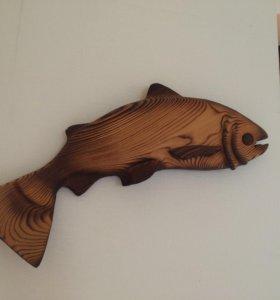 Рыба дерево