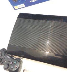 sony playstation 3 500Гб.