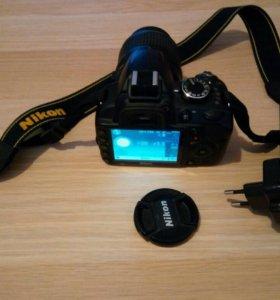 Nikon D3100 kit 18*55