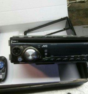 Автомагнитола JVC model KD-G647