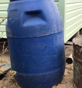 Бочки 220 литров чистые