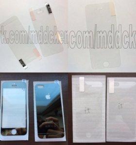 Защитное стекло iPhone 5/5S/SE 5C