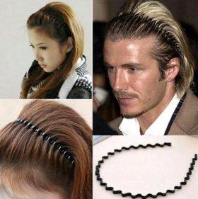 Ободок для волос новый.