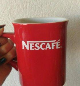 Кружка Nescafe XXL