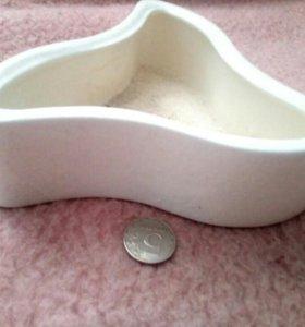 Керамический горшок для растений