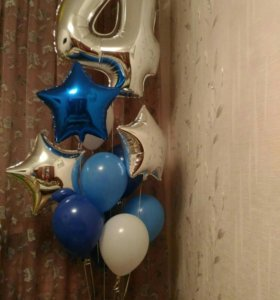 Гелиевые шары и не только!