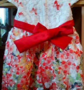 Платье для маленькой принцессы!