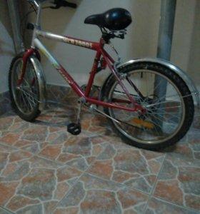Велосипед детский от 7 лет