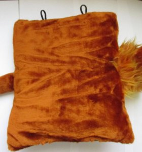 Мягкая игрушка-подушка лев