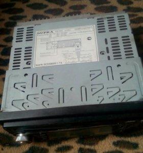 Магнитола SUPRA    SCD-306U