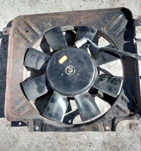 Вентилятор(электро)на ваз 2109-15