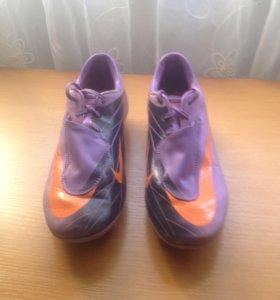 Nike футбольные бутсы