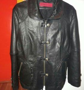 Новая кожаная куртка Москва