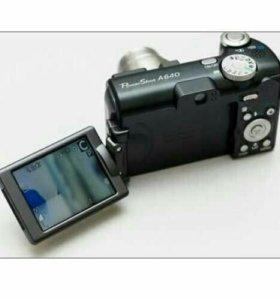 Продам фотоаппарат Canon Power Shot A 640