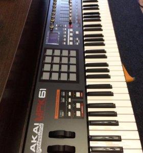 Midi-клавиатура Akai MPK61