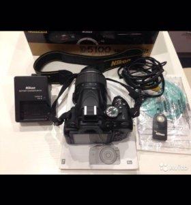 Фотоаппарат Nicon D5100 18-55VR kit