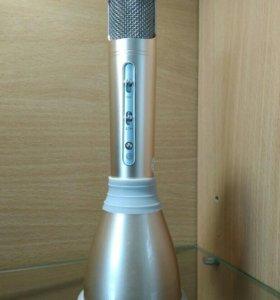 Bluetooth karaoke микрофон-усилитель
