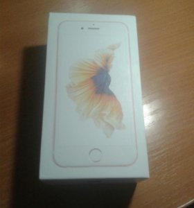 iPhone 6s (Gold)/копия