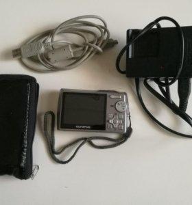 Фотоаппарат цифровой OLYMPUS M700 ALL-WEATHER