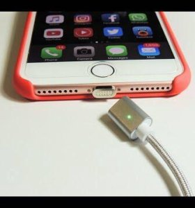 Новая Магнитная зарядка для iPhone и Android