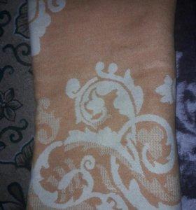 Одеяло шерстяной