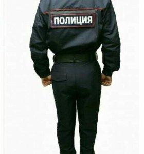 Куртка и брюки летние ППС МВД