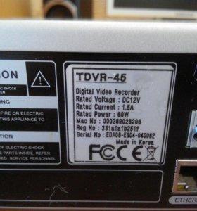 Видеорегистратор систем наблюдения