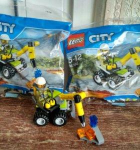 Lego City 30350 для детей 5-12 лет