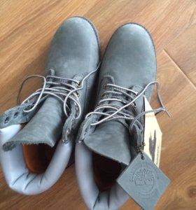 Ботинки Timberland оригинальные новые