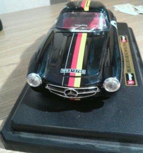 Мерседес автомобиль игрушки