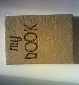"""Блокнот """"My Book"""""""