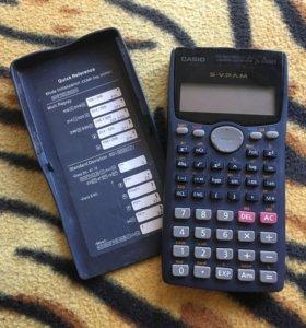 Калькулятор инженерный Casio FX-570MS
