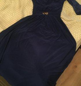 Цена ниже! Вечернее, на выпускной, платье.