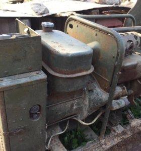 Военный бензиновый генератор