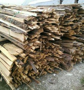 Горбыль дровяной хвойный