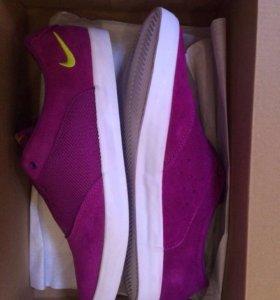Новые кеды Nike