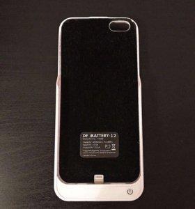 Срочно Зарядное устройство 4200 mAh на айфон 5s