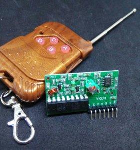Радио пульт и приемник