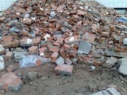 Вывезу строительный мусор.