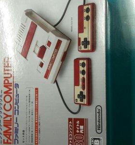 Nintendo Family Computer (Famicom) 8 bit оригинал