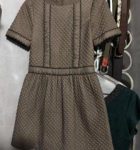 Платье почти новое)
