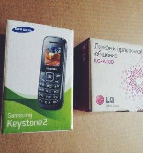 Телефоны SAMSUNG LG