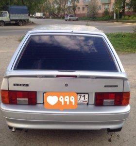 Автомобиль ваз 2113 купе
