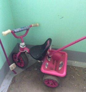 Велосипед-каталка