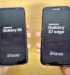Samsung galaxy s6/s7 64GB скидка